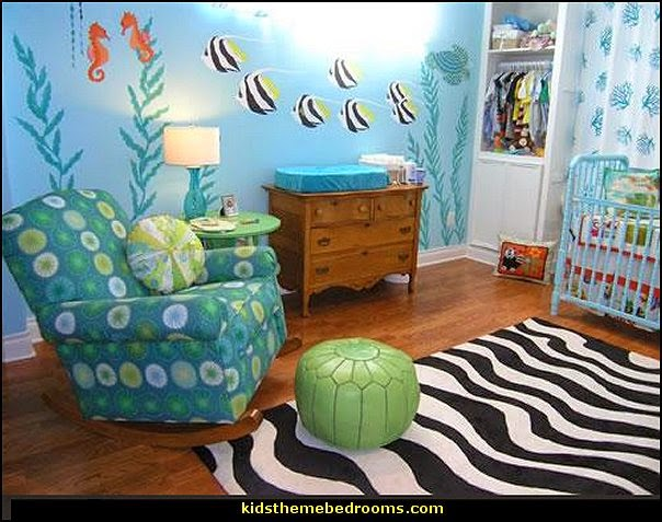 Beach Inspired Boy S Room